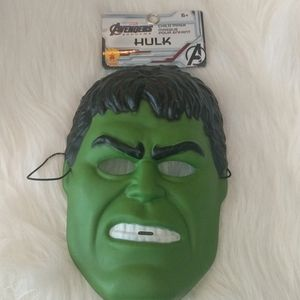 Marvel Avengers HULK Child Mask